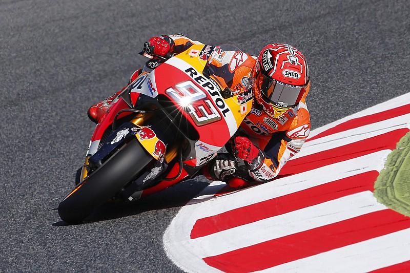 """Marquez: """"Assen è la prima di una serie di piste adatte a me"""""""