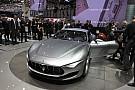 Marchionne speculeert over elektrische variant Maserati Alfieri