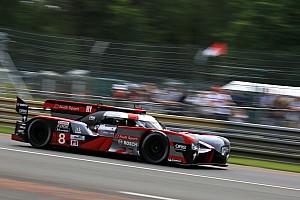 Le Mans Son dakika Di Grassi: Audi'nin