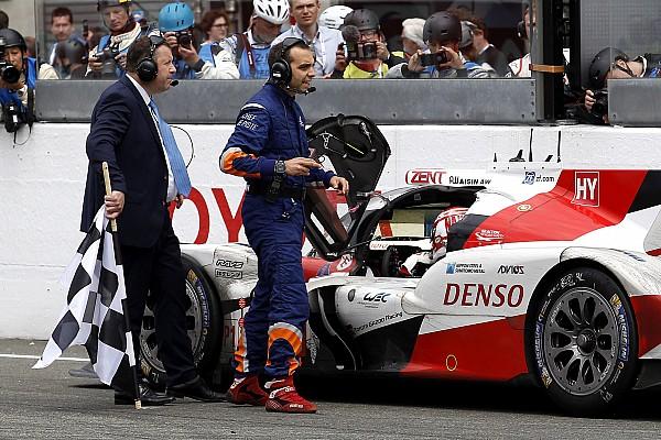 Le Mans: Nakajima racconta lo straziante ultimo giro della Toyota