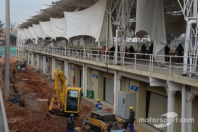 Die Formel 1 muss in Brasilien bleiben – Interlagos baut um