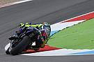 Rossi tevreden met eerste dag,