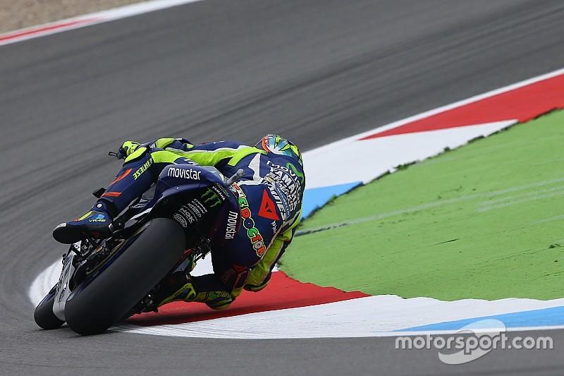 """Rossi tevreden met eerste dag, """"maar balans moet beter"""""""