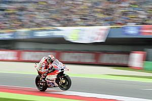 MotoGP Kwalificatieverslag Dovizioso in kielzog van Rossi naar pole voor Dutch TT