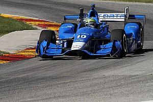 IndyCar Reporte de prácticas Tony Kanaan se recupera en Road America