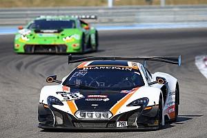 Blancpain Endurance Résumé de course McLaren résiste à Ferrari pour remporter une victoire surprise au Castellet