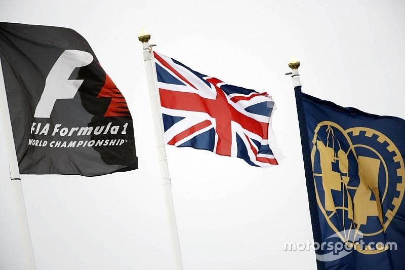"""Horner: """"Brexit zal voorlopig geen grote impact hebben op F1"""""""