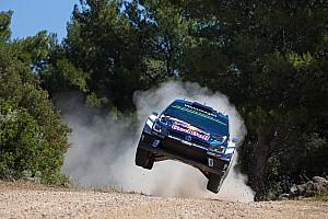 WRC Отчет о тестах Гонщики VW стали лучшими на шейкдауне в Польше
