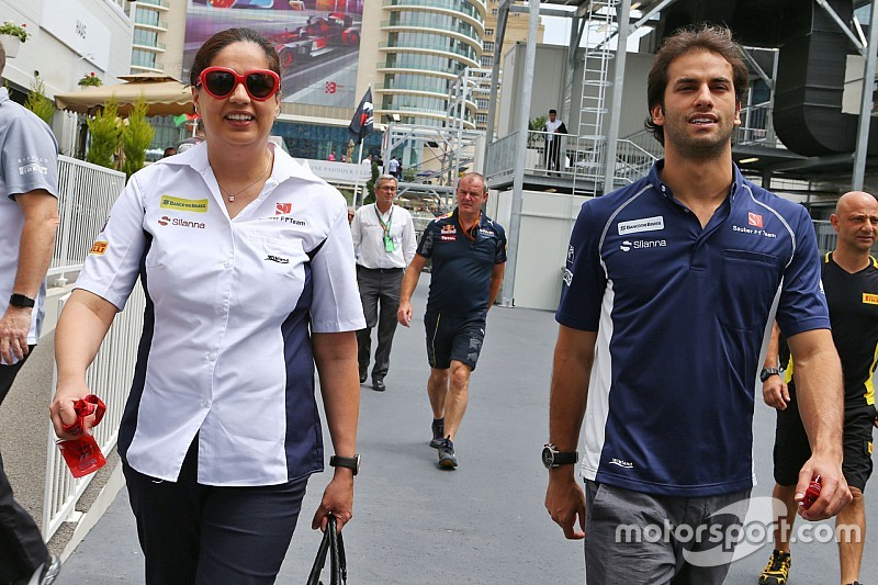 Nasr confia en que la situación de Sauber está mejorando