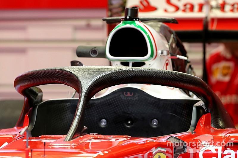 Ferrari presentó públicamente el Halo 2