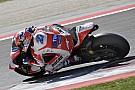 Casey Stoner nach Ducati-Test in Misano