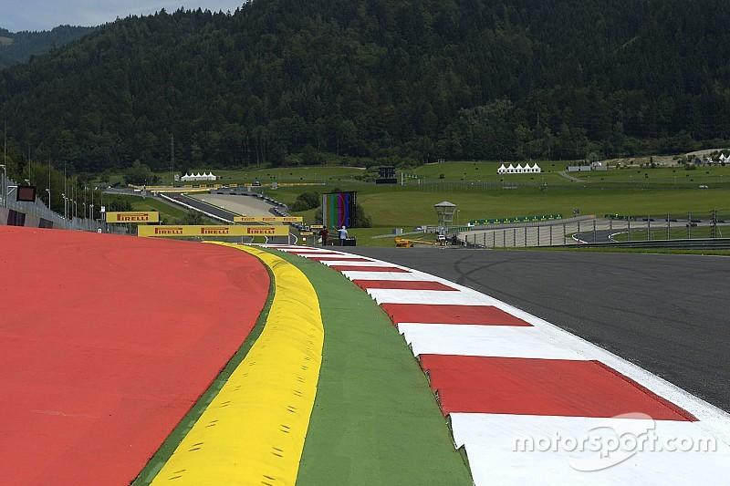 """Verstappen critica los """"increíbles"""" y """"peligrosos"""" bordillos"""