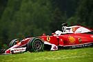 Vettel no pierde esperanzas de la victoria a pesar de su penalización
