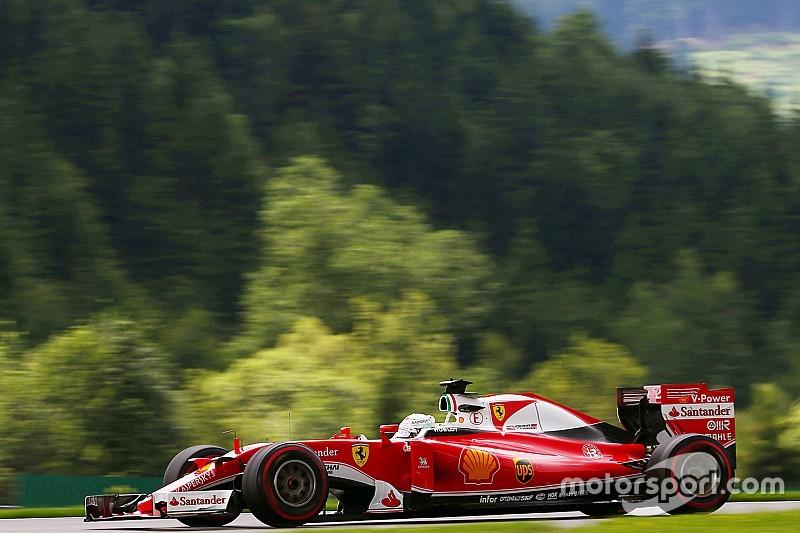 Ferrari usa un token para hacer cambios en el ICE