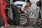 La Pirelli abbassa la pressione delle gomme posteriori di 1 PSI