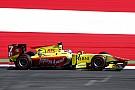 Victoria de Evans en una carrera cambiante de GP2