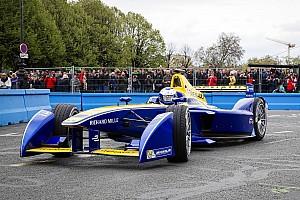 电动方程式 比赛报告 伦敦ePrix周六:普罗斯特轻松夺冠,迪格拉西保持积分优势