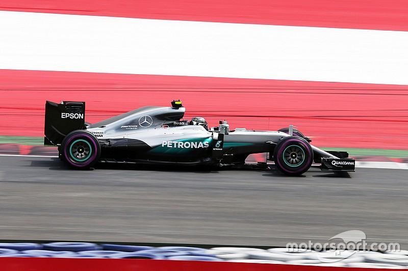 La FIA aclara la parrilla: Rosberg saldrá sexto
