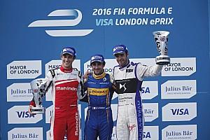 Fórmula E Conteúdo especial Senna/Prost voltam a fazer 1-2 após 23 anos; veja imagens