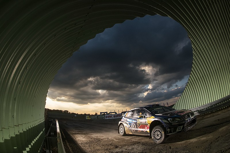Video: Die Highlights der WRC in Polen