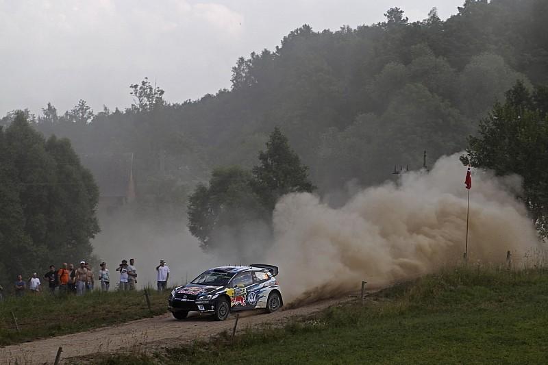WRC波兰站:塔纳克最后时刻痛失首冠