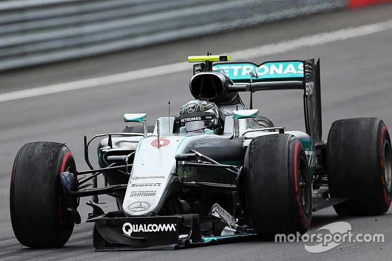 Rosberg, bajo investigación por el accidente con Hamilton