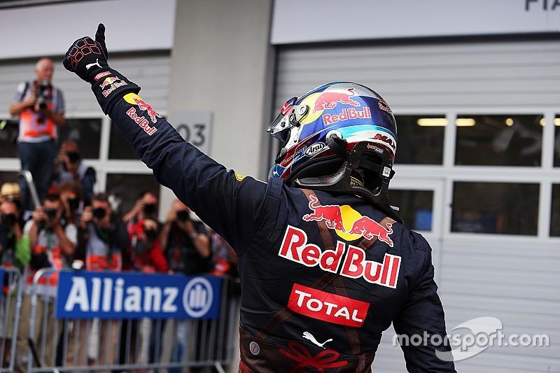 "Verstappen: ""Esperaba terminar tercero"""