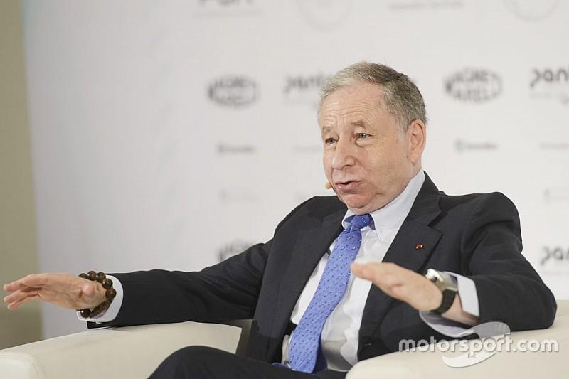 国际汽联在世界赛车运动委员会上对赛事规则进行修改