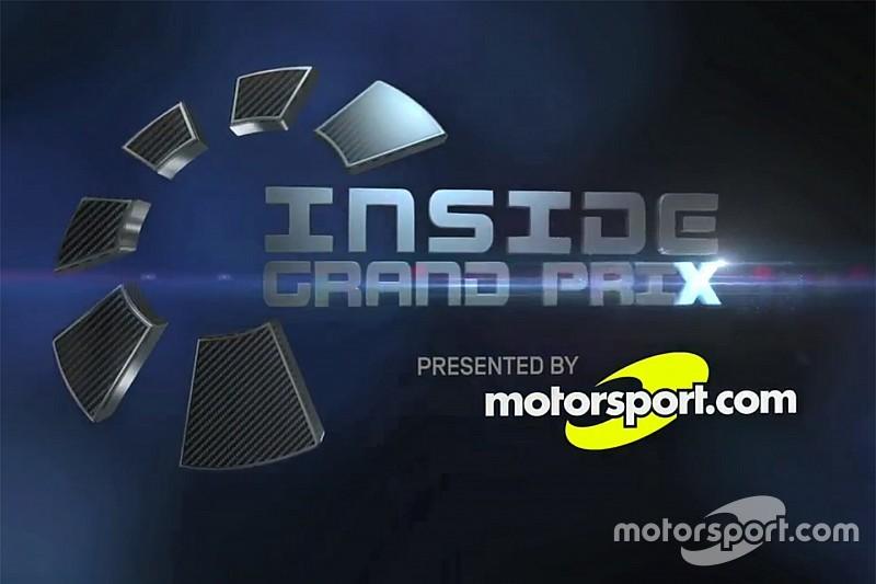 Журнал Inside Grand Prix: Велика Британія