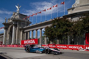 IndyCar Preview Timetable of the 2016 Honda Indy Toronto