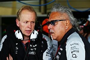 F1 Noticias de última hora El jefe de Force India volvió al paddock de la F1