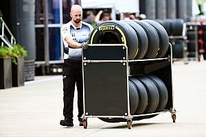 F1 Noticias de última hora Pirelli quiere los mismos neumáticos para cada piloto al inicio de 2017