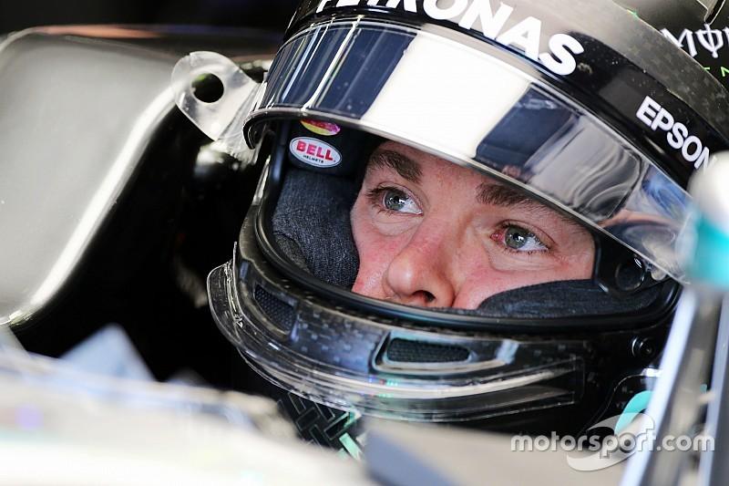 Rosberg non viene punito dai commissari sportivi. Meno male...