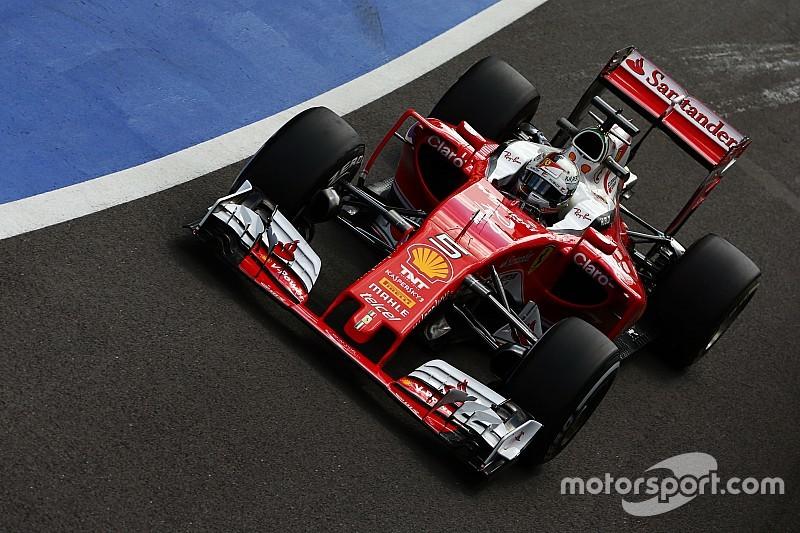 """Феттель закликає Ferrari """"зупинити несправність коробки передач"""""""