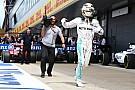Topshots: De startgrid van de Britse GP
