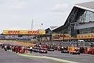 La parrilla para el GP de Gran Bretaña en imágenes