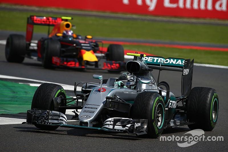 Nach 10-Sekunden-Strafe: Nico Rosberg nur noch Dritter