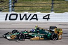 Josef Newgarden rientra e domina all'Iowa Speedway