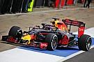 Silverstone, Day 1, ore 10: Ocon in vetta. Red Bull prova l'Halo!