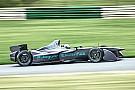 Jaguar continúa con sus pruebas para la Fórmula E