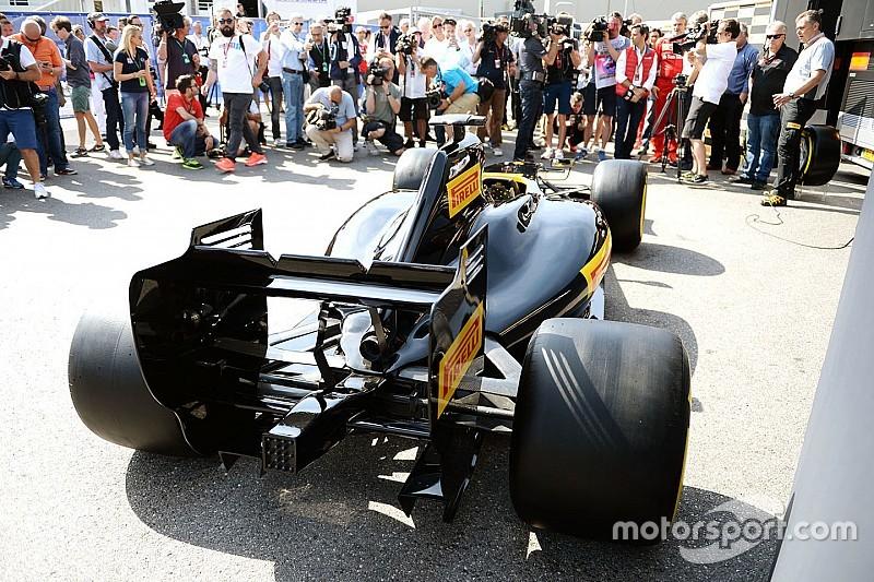 Williams: Vorteil 2017 für Mercedes, Ferrari und Red Bull Racing durch Pirelli-Reifentests