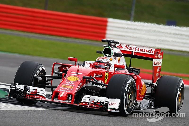 Silverstone, Day 2: colpo di coda della Ferrari. Raikkonen chiude primo