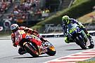 Marc Marquez: Valentino Rossi