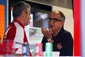 F1 Noticias de última hora El presidente de Ferrari presiona a su equipo en Maranello