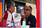 El presidente de Ferrari presiona a su equipo en Maranello