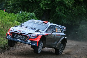 WRC 突发新闻 现代车队确认索尔多将缺席芬兰站