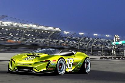 Galería: concepto de diseño Fantasy NASCAR para 2030