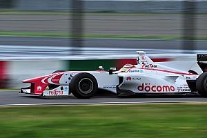 Super Formula Kwalificatieverslag Super Formula Fuji: Vandoorne scoort eerste pole position