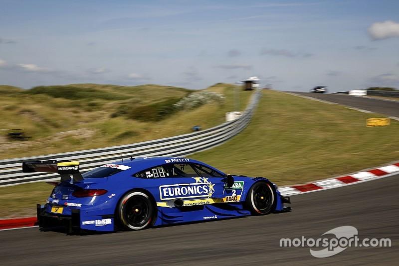 DTM in Zandvoort: Erneute Mercedes-Bestzeit durch Gary Paffett