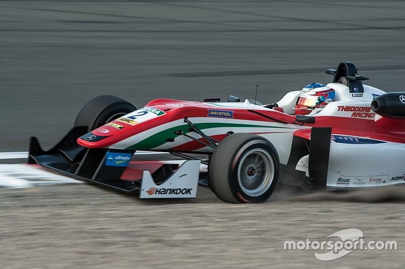 F3 Zandvoort: Cassidy wint tweede race na beslissende actie in eerste bocht